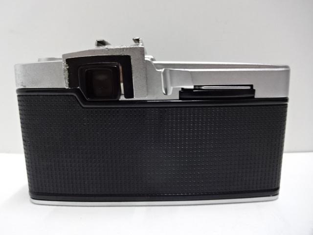 古いカメラ OLYMPUSーPEN F アンティーク ジャンク品 レトロ_画像2