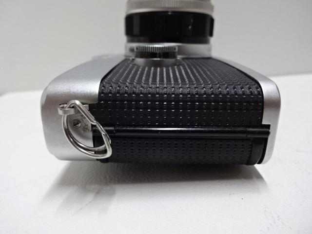 古いカメラ OLYMPUSーPEN F アンティーク ジャンク品 レトロ_画像5