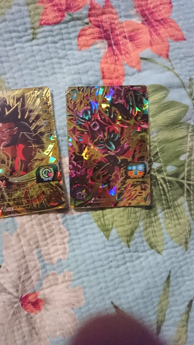 スーパードラゴンボールヒーローズ 完全美品 UR セット um8 孫悟飯ゼノ 魔神グレイビー ハッチヒャック _画像4