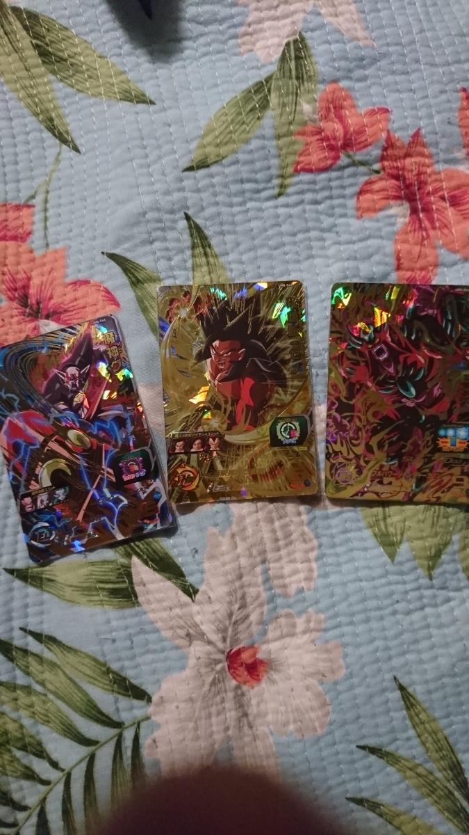 スーパードラゴンボールヒーローズ 完全美品 UR セット um8 孫悟飯ゼノ 魔神グレイビー ハッチヒャック