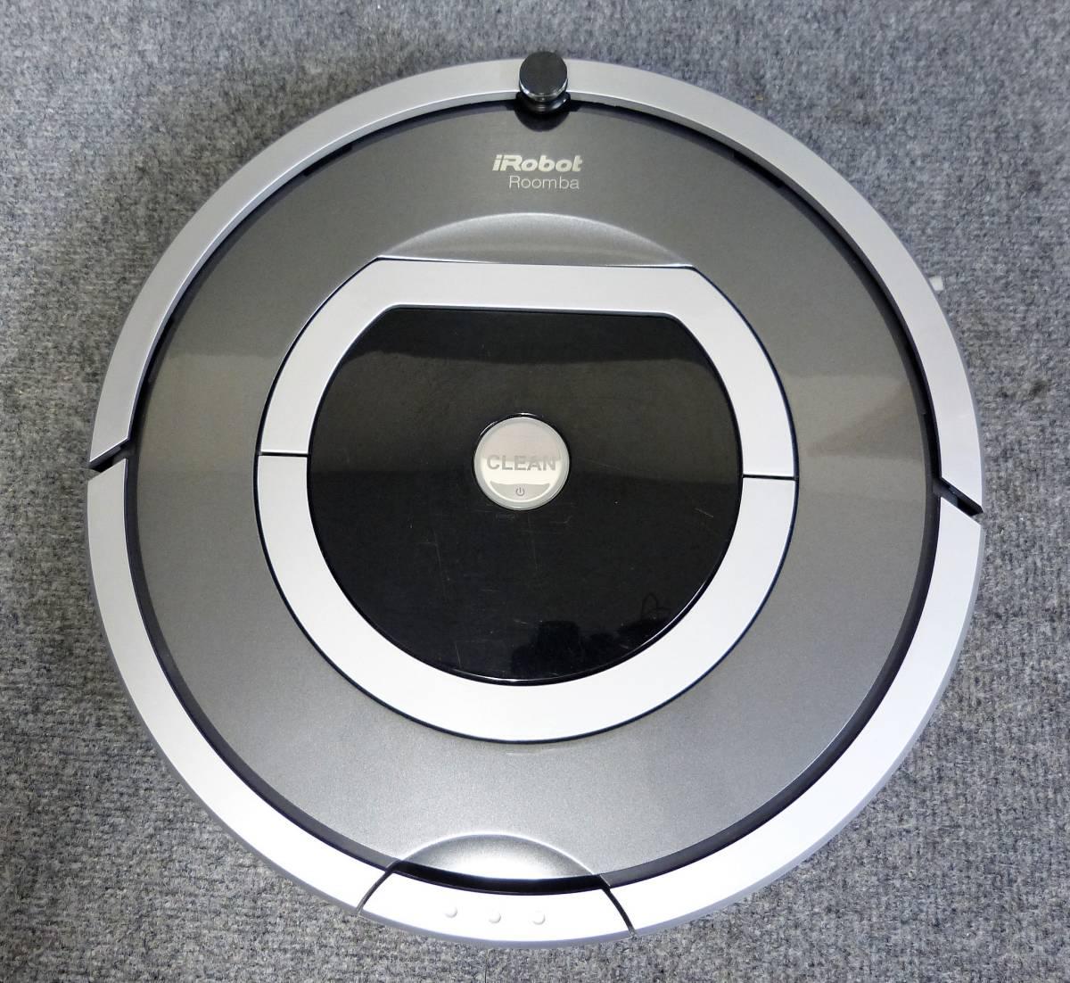 良品◎アイロボット☆自動掃除機ルンバ780 日本正規品 2012年製☆_画像2