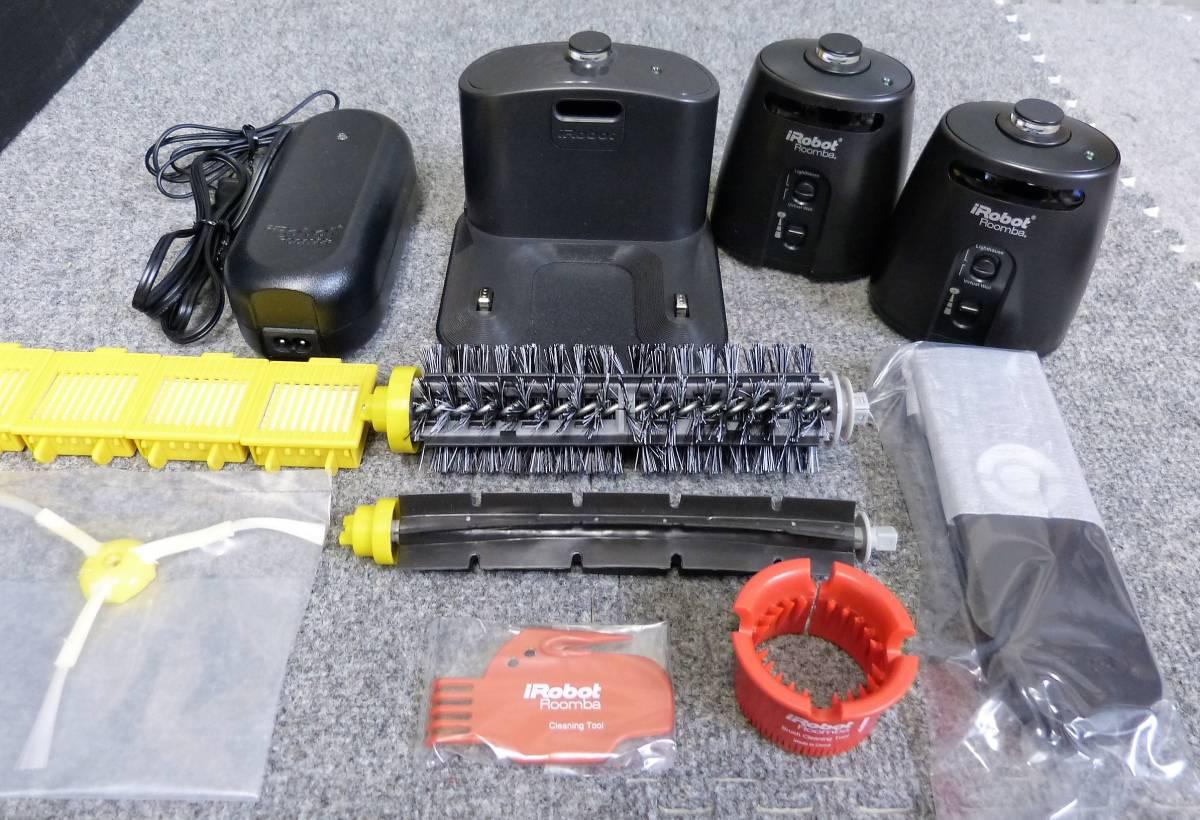 良品◎アイロボット☆自動掃除機ルンバ780 日本正規品 2012年製☆_画像4