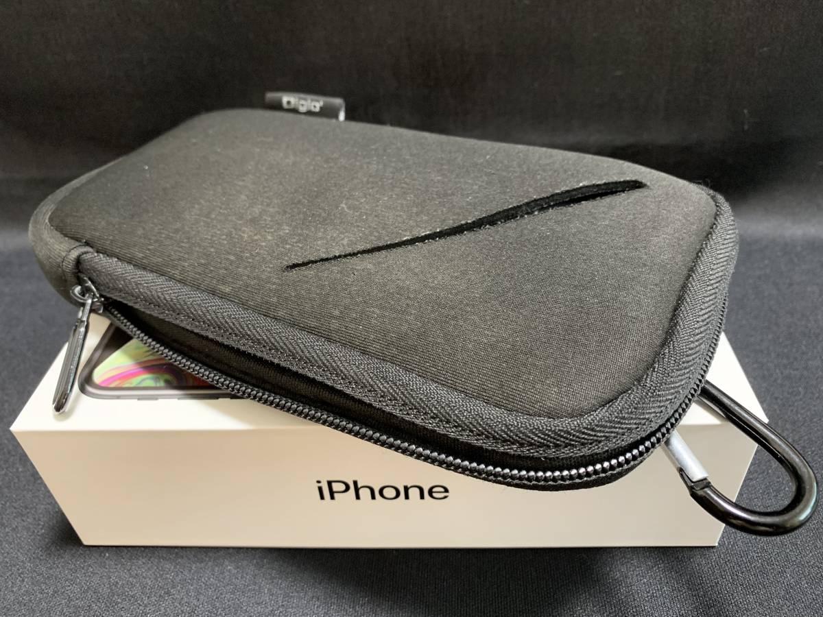 ◇極美品 Apple iPhone XS Max 256GB スペースグレイ SIMロック解除済み 判定〇 BATT100% おまけ付き◇_画像9