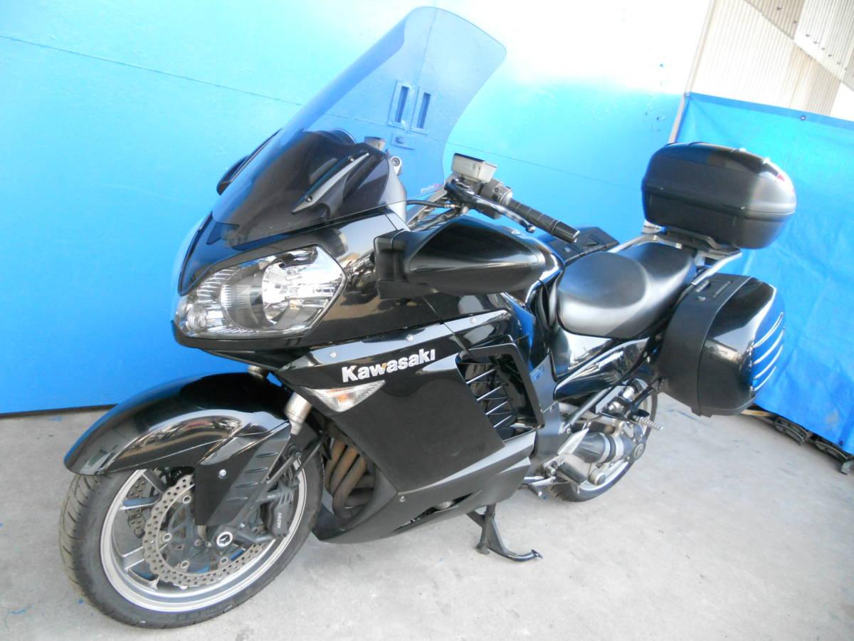 「カワサキ GTR1400 」の画像1