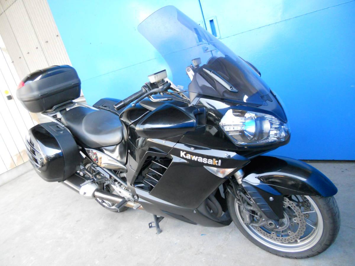 「カワサキ GTR1400 」の画像2