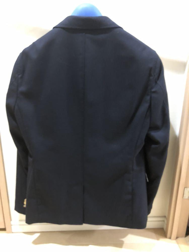 美品 ユナイテッドアロ―ズ 紺 ジャケット ブレザー サイズ:L_画像3