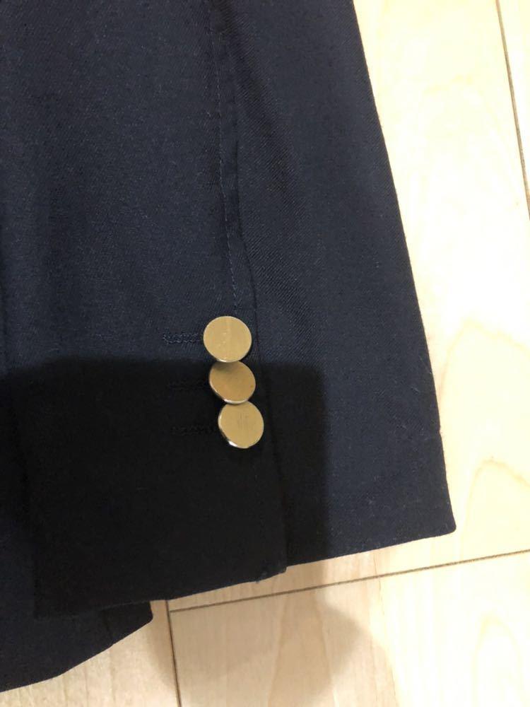 美品 ユナイテッドアロ―ズ 紺 ジャケット ブレザー サイズ:L_画像5