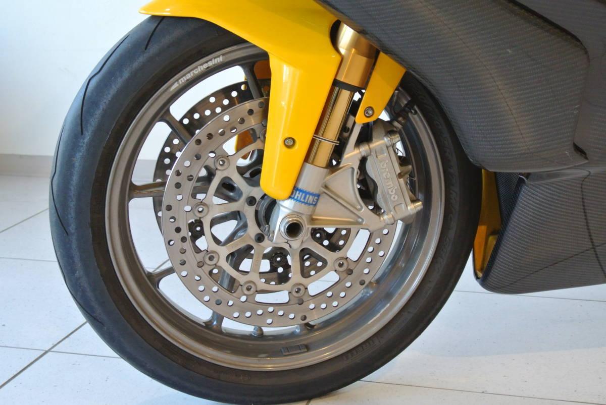 ドゥカティ 999S  ☆後期モデル☆ レーシングマフラー付 ワンオーナー 車検令和2年6月まで 16662km  _画像8