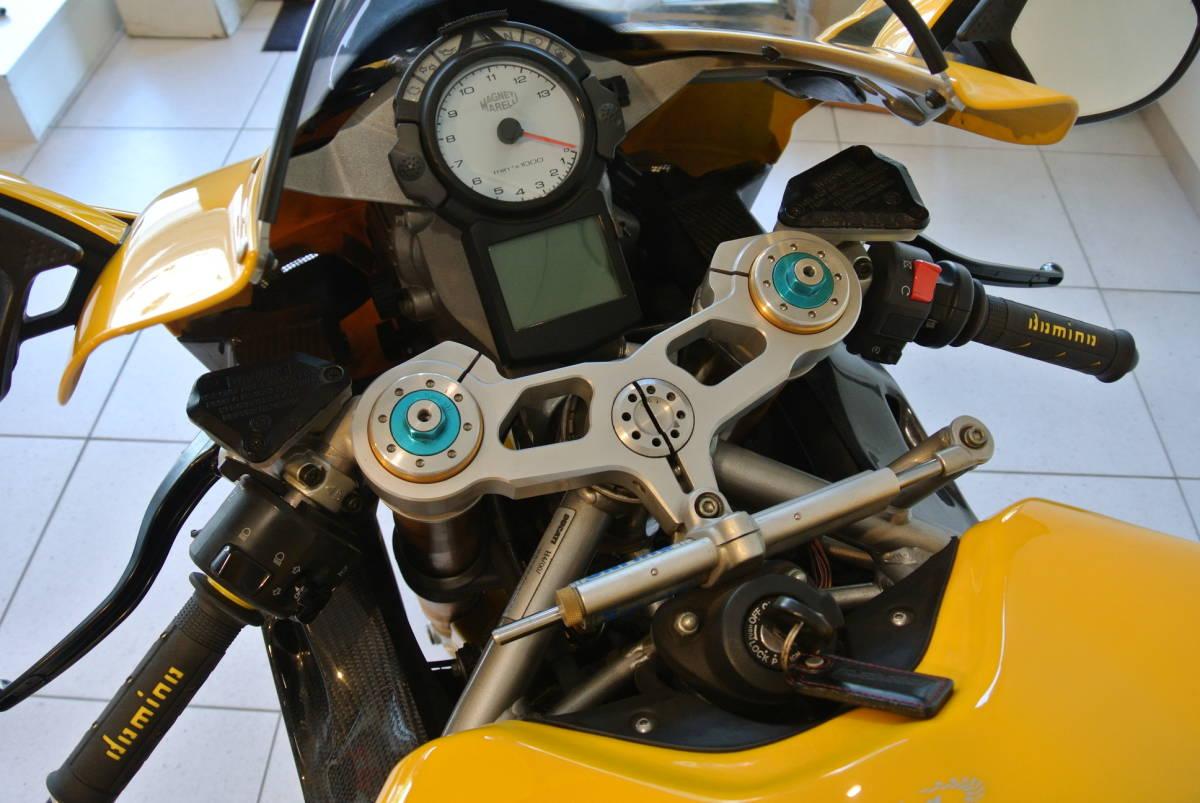 ドゥカティ 999S  ☆後期モデル☆ レーシングマフラー付 ワンオーナー 車検令和2年6月まで 16662km  _画像9