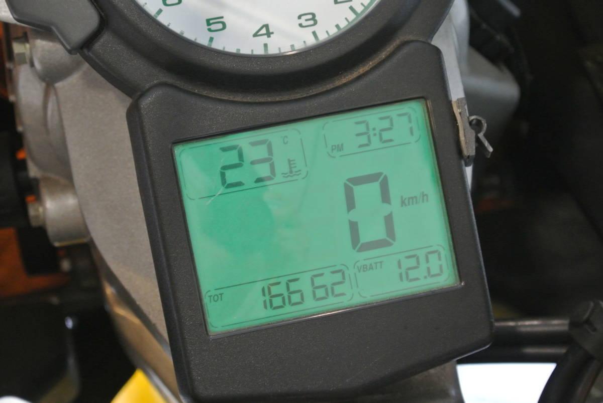 ドゥカティ 999S  ☆後期モデル☆ レーシングマフラー付 ワンオーナー 車検令和2年6月まで 16662km  _画像10