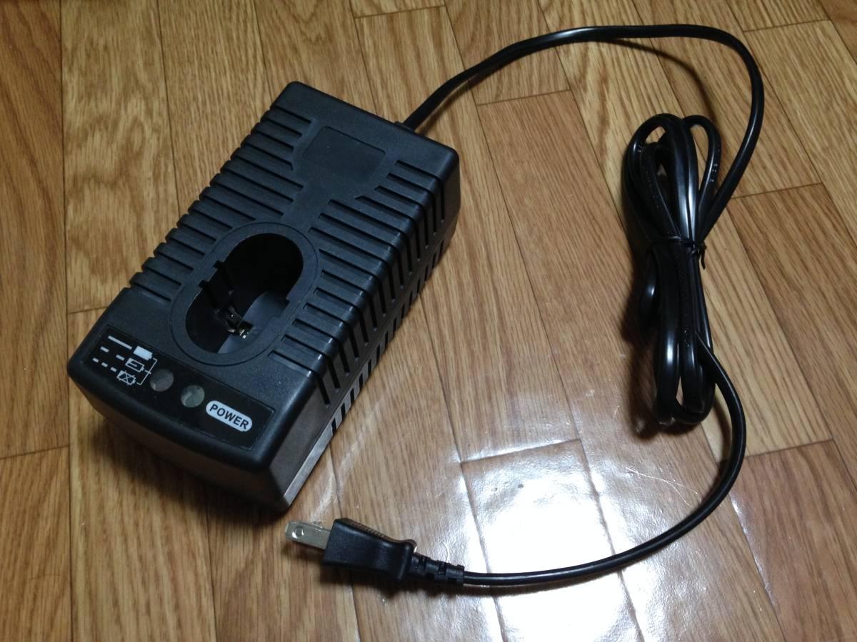 送料無料 ニッカド(NiCd)バッテリー24V仕様 420Nハイパワー コードレス 電動インパクトレンチ 充電式 旧型 美品 ゼウス 中古品_画像5