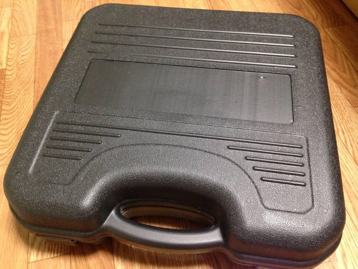 送料無料 ニッカド(NiCd)バッテリー24V仕様 420Nハイパワー コードレス 電動インパクトレンチ 充電式 旧型 美品 ゼウス 中古品_画像8