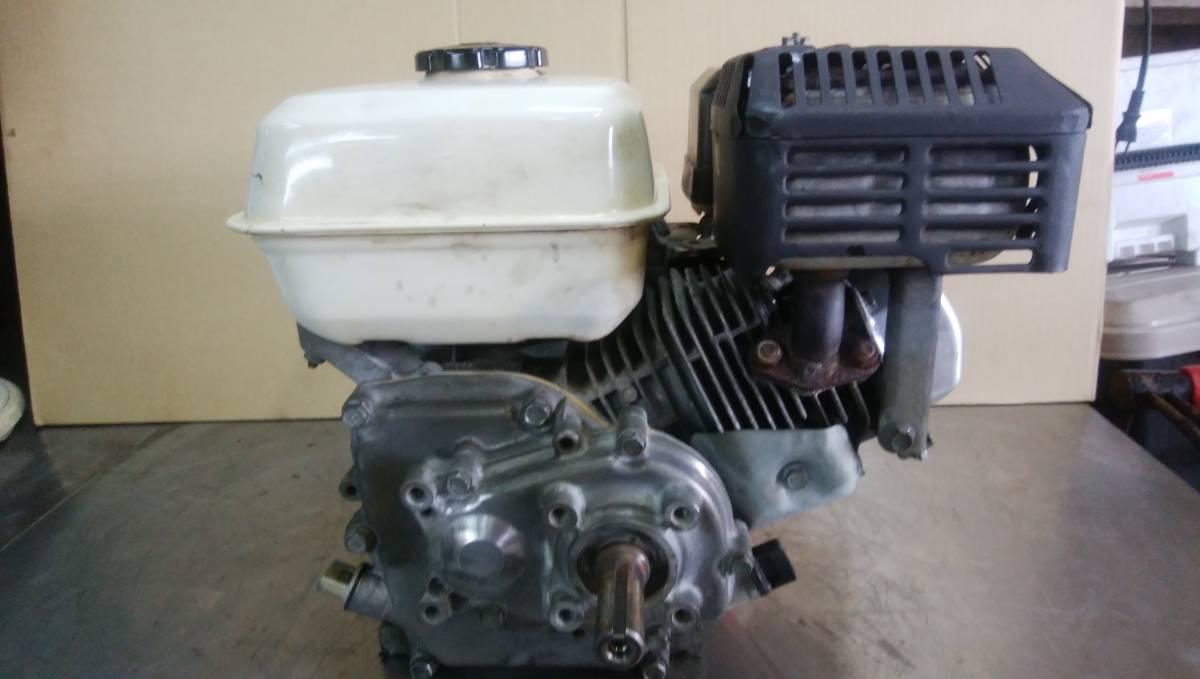 軽整備済み 最大6.5PS ホンダ GX200 ガソリンエンジン HONDA _画像2