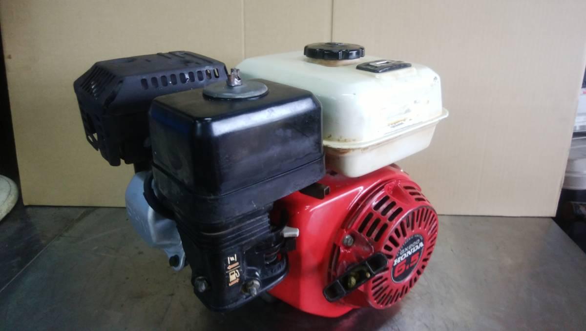 軽整備済み 最大6.5PS ホンダ GX200 ガソリンエンジン HONDA _画像3