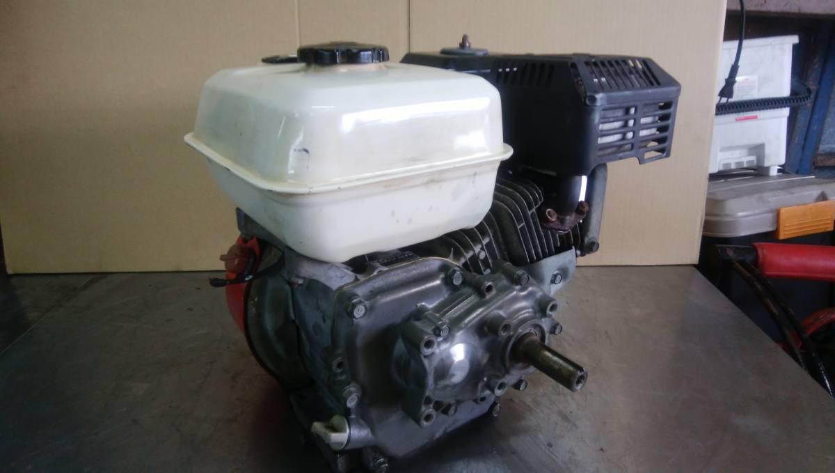 軽整備済み 最大6.5PS ホンダ GX200 ガソリンエンジン HONDA _画像5