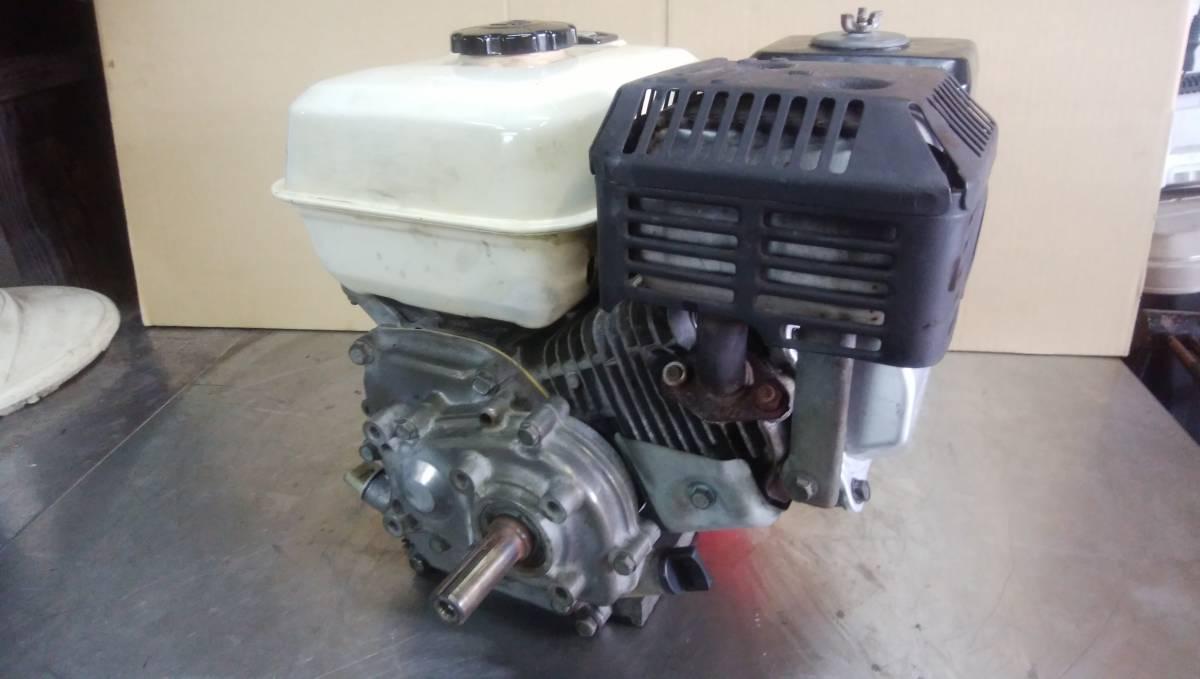 軽整備済み 最大6.5PS ホンダ GX200 ガソリンエンジン HONDA _画像6