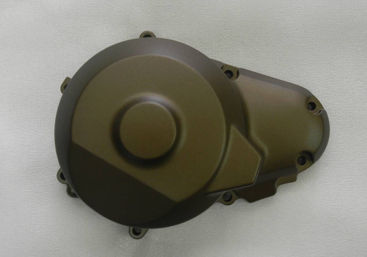ZRX400 ゼネレーターカバー エンジンカバー ジェネレーターカバー ダイナモカバー ZR400 E1 Kawasaki 純正部品 新品未使用 14031ー0049_画像3