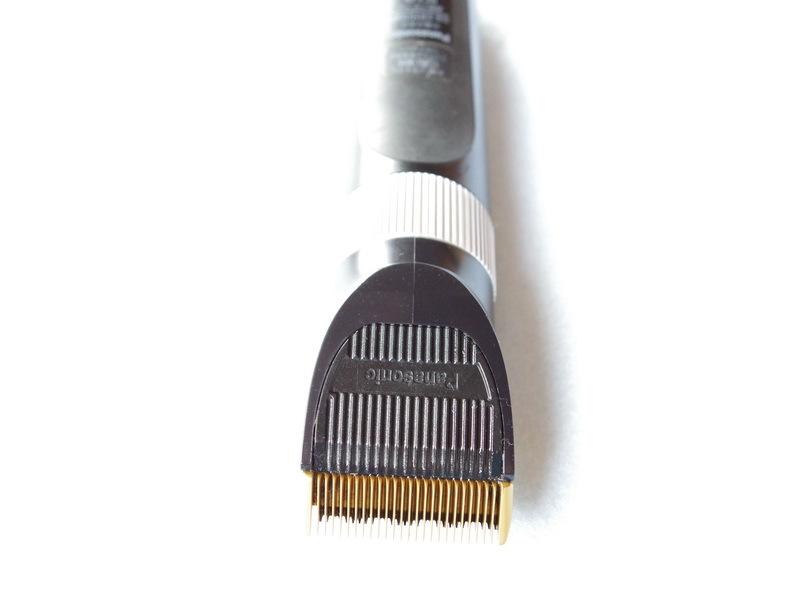 パナソニック Panasonic バリカン 充電式 [ ER1510P-S ] (中古)_画像5