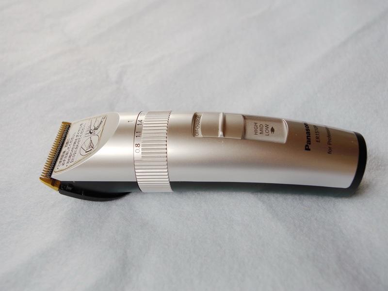 パナソニック Panasonic バリカン 充電式 [ ER1510P-S ] (中古)