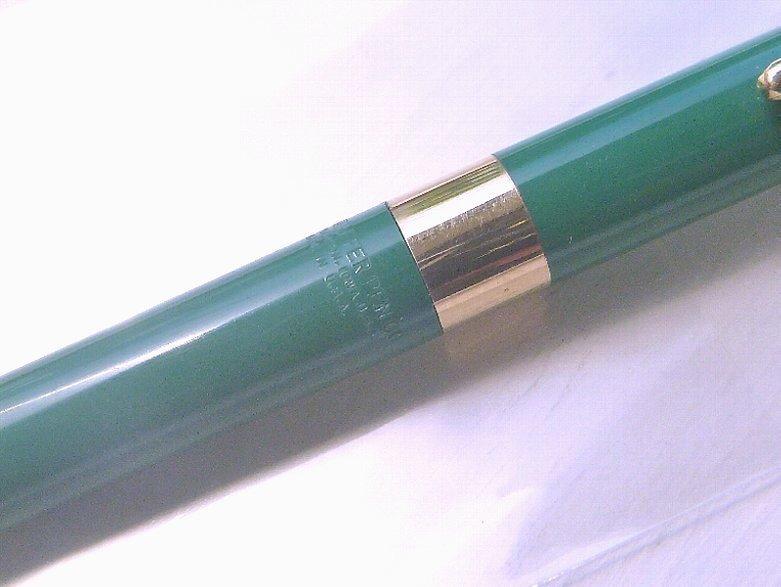 【限定値下げ】美品 SHEAFFER U.S.A. シェーファー 0.9ミリ 0.9mm 回転式 シャープペンシル 繰り出し式 未使用 希少_画像6