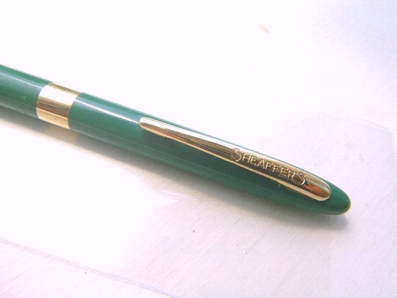 【限定値下げ】美品 SHEAFFER U.S.A. シェーファー 0.9ミリ 0.9mm 回転式 シャープペンシル 繰り出し式 未使用 希少_画像2