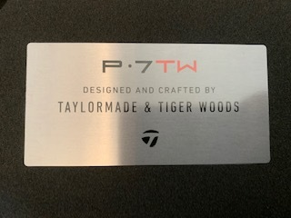 TaylorMade P7 TW カスタムアイアン MODUS3 Tour105 4~PW_画像8