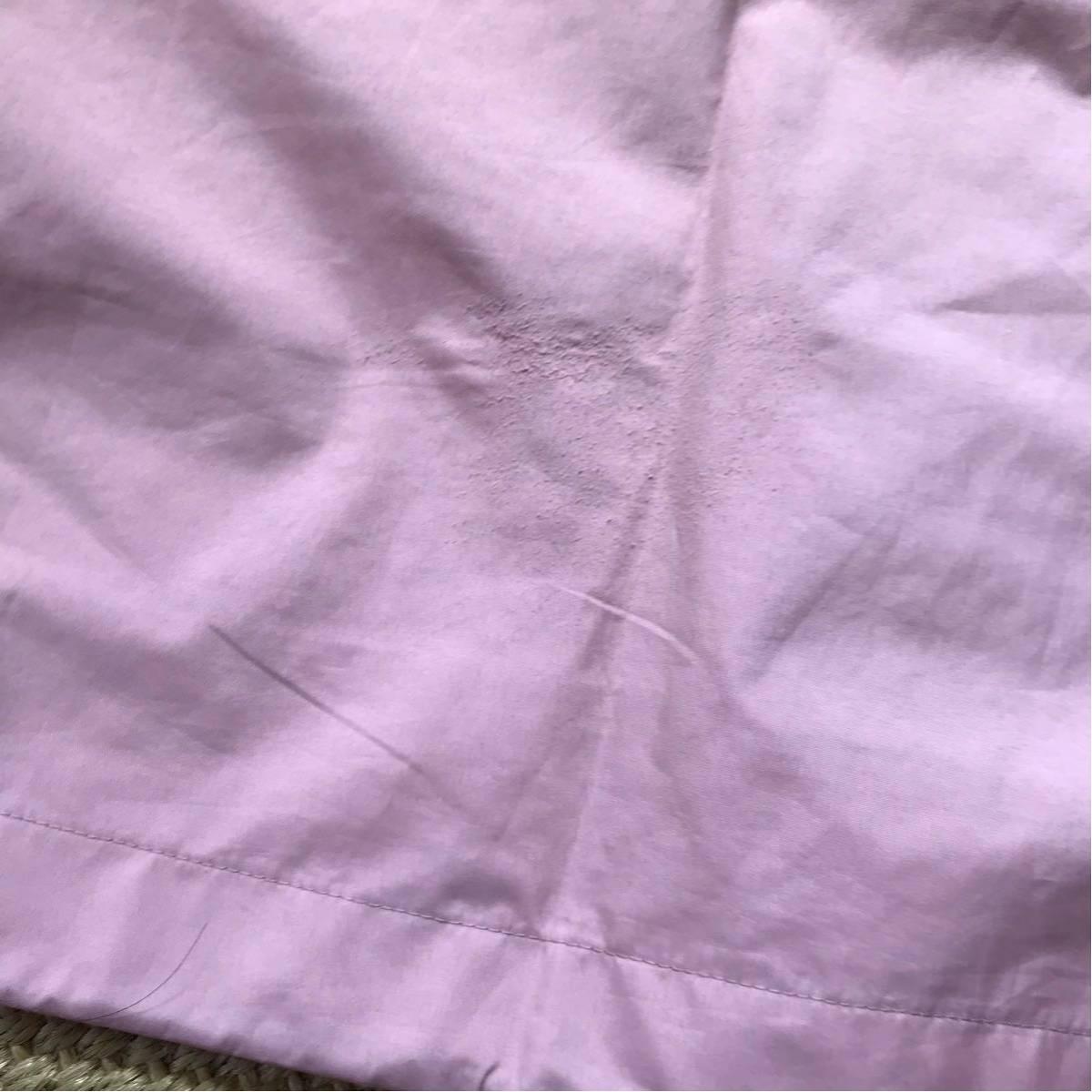 whole Earth ホールアース ゴアテックス仕様 マウンテンパーカー ジャンパー ベビーピンク色 Lサイズ GORE TEX_画像10