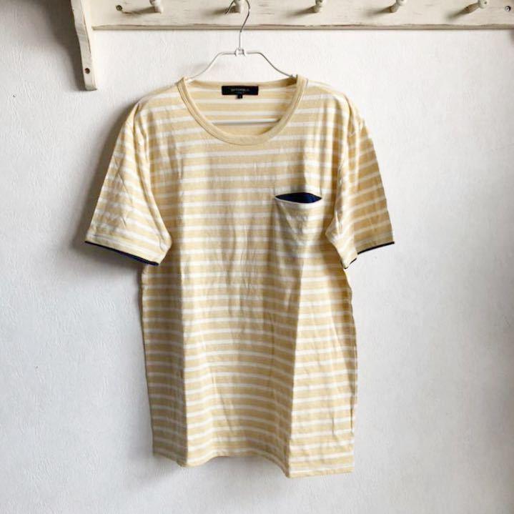 RUPERT ルパート DIFFERENCE /ボーダー Tシャツ *新品・未使用