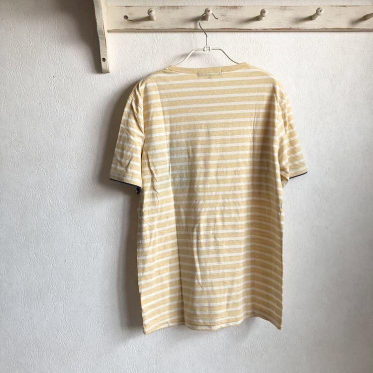 RUPERT ルパート DIFFERENCE /ボーダー Tシャツ *新品・未使用_画像2