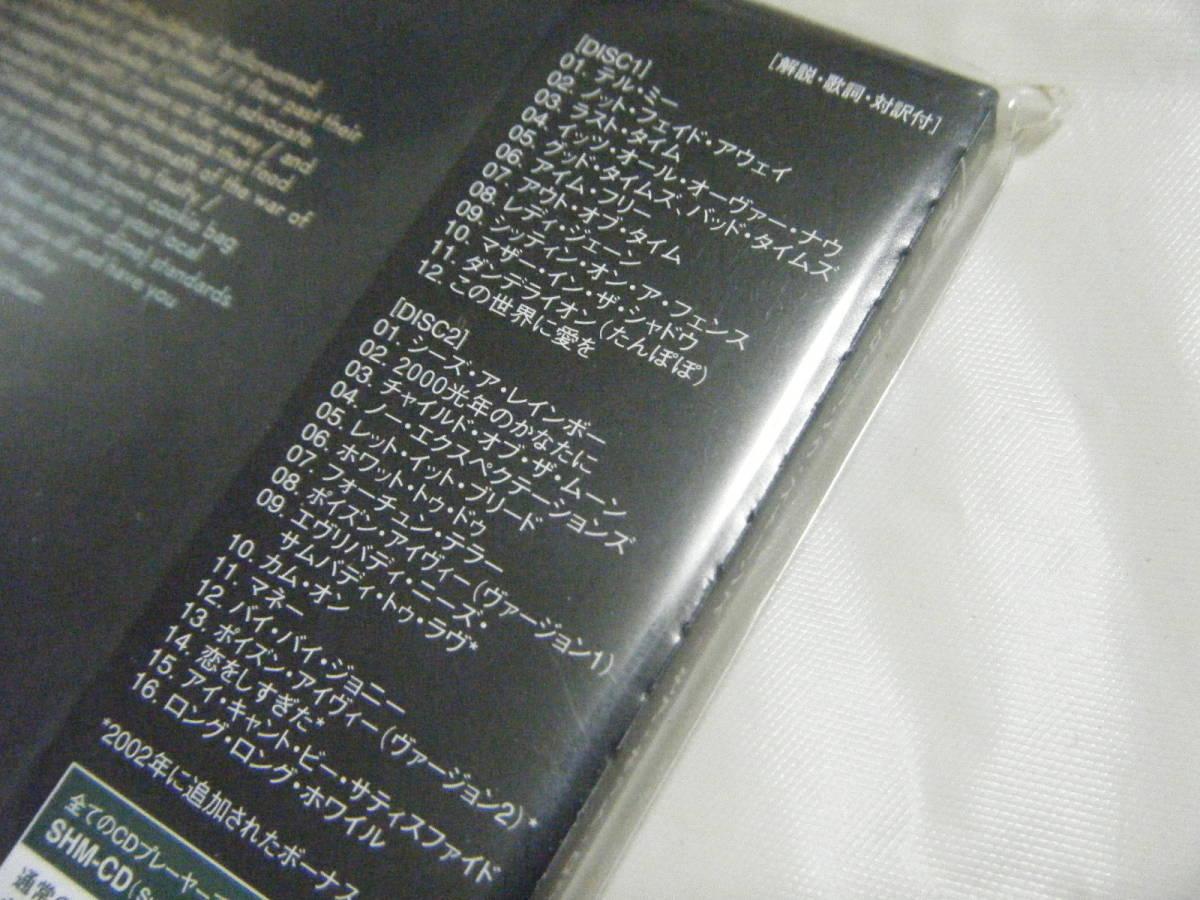 ザ・ローリング・ストーンズ モア・ホット・ロックス+3 初回生産限定 高音質 SHM-CD 紙ジャケット 2CD 美品_画像3