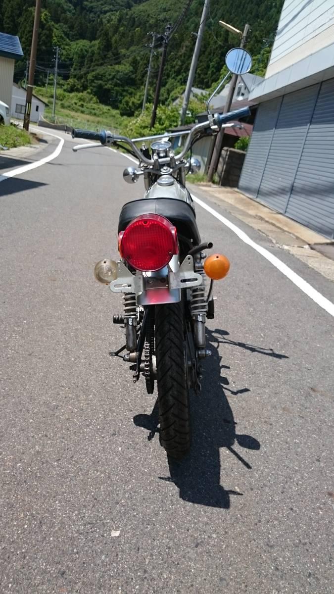 YAMAHA GT50 ミニトレ _画像4