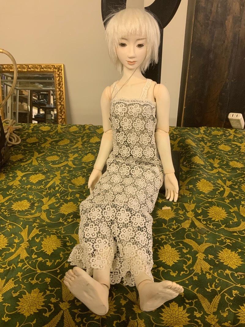 ◆ 喪男現代人形 球体関節人形 キャラクターズドール _画像3