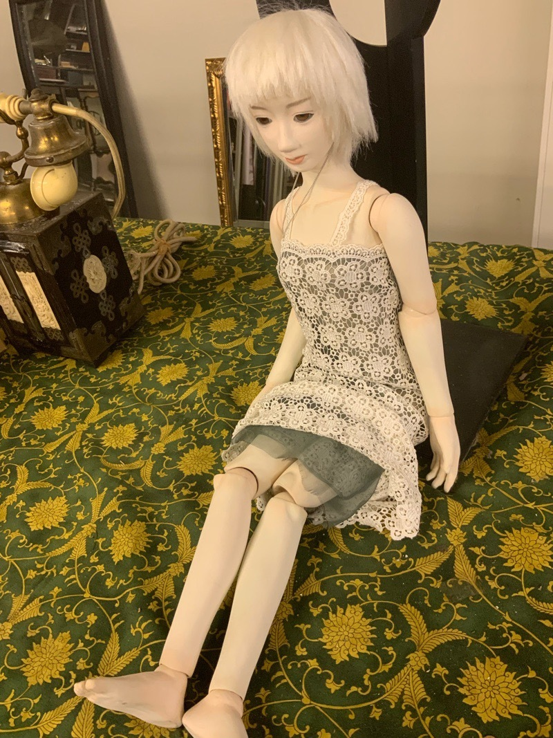 ◆ 喪男現代人形 球体関節人形 キャラクターズドール _画像4