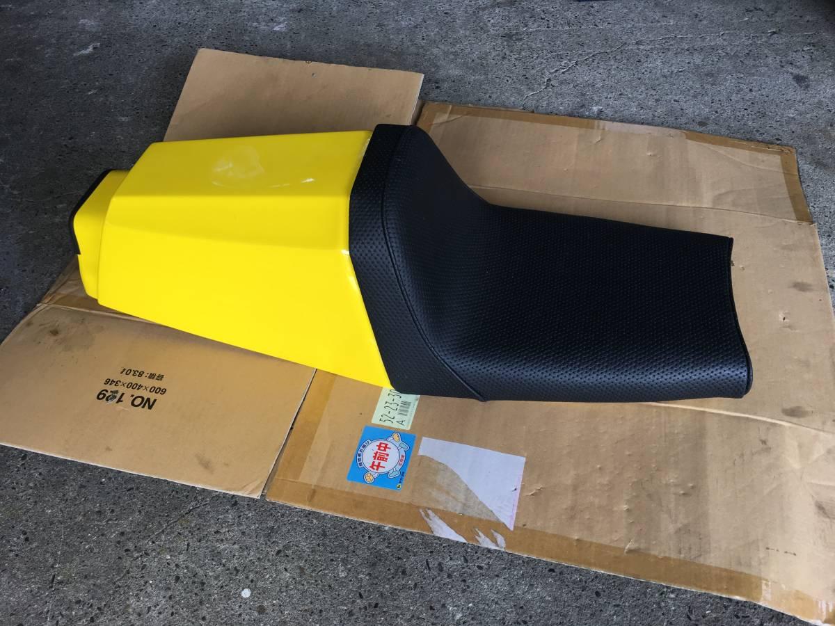 カワサキ Z400FX 専用 シングルシート 検索) モトコ カフェ 当時 希少 セレクト BEET キジマ CB KH SS GS Z1 Z2 GT_画像9