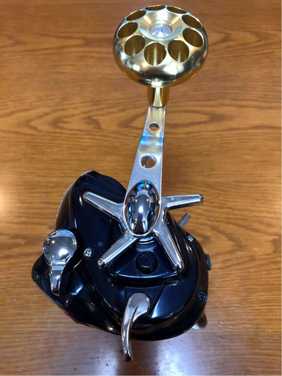 Daiwa シーボーグ 1000 MT 電動リール SEABORG メガツイン 検索) 深海釣り Beast Master 9000 6000 金目鯛 アカムツ マグロ 泳がせ_画像6