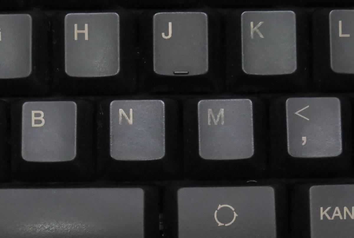東プレ Realforce 91UBK-S NG01BS USBキーボード 中古品_画像2