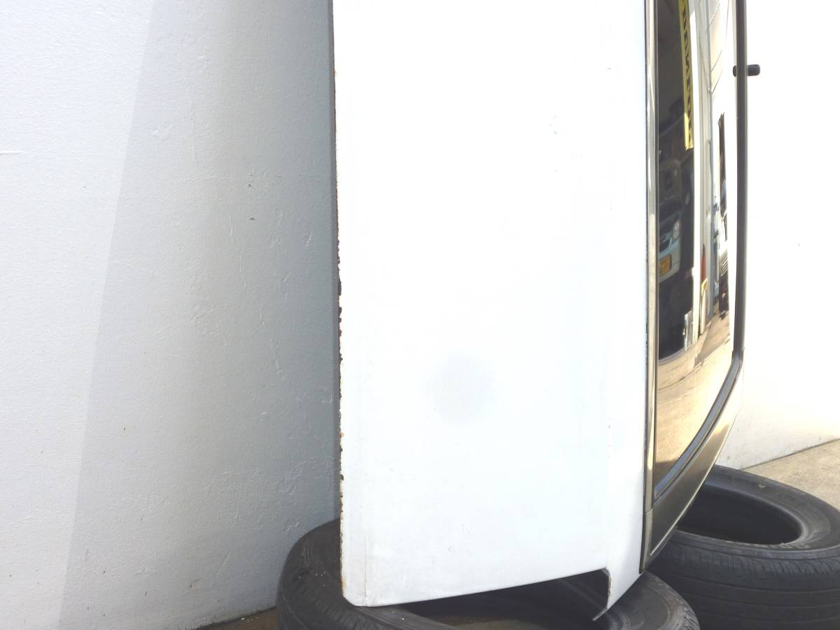◆希少 マークⅡバン リアゲート バックドア スムージング加工 (検)マークⅡワゴン YX78 YX78V GX70 GX71_画像10