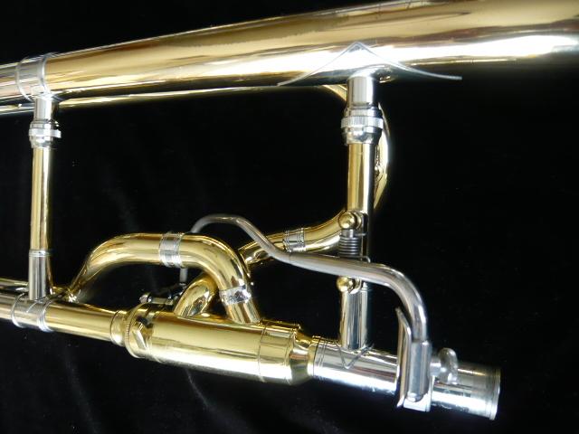 ♪♪選定品・ヤマハ・テナーバストロンボーン・YSL-882VG・Vバルブ (USED)・プロ奏者放出品・委託品♪♪_画像4