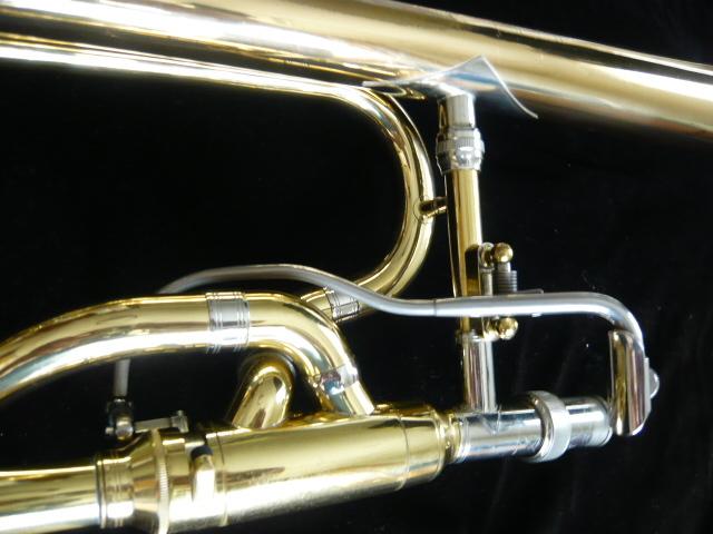 ♪♪選定品・ヤマハ・テナーバストロンボーン・YSL-882VG・Vバルブ (USED)・プロ奏者放出品・委託品♪♪_画像3
