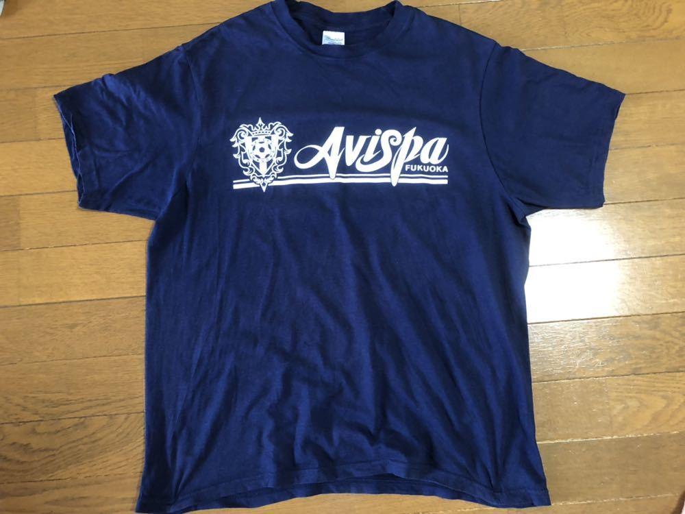 [OC]Avispa Fukuoka アビスパ福岡 2018シーズン 応援Tシャツ_画像1
