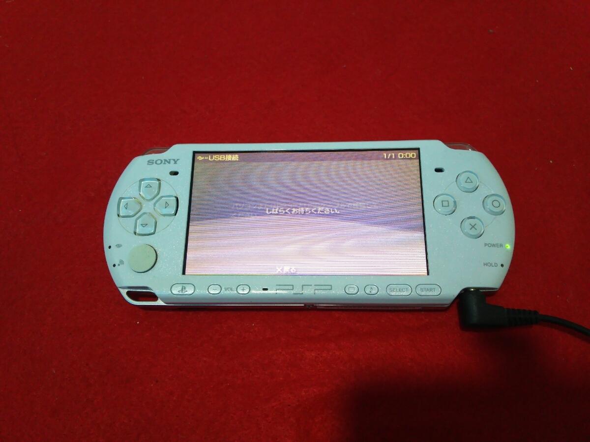 PSP ジャンク9台セット 3000 6台 2000 2台 1000 1台 _画像7