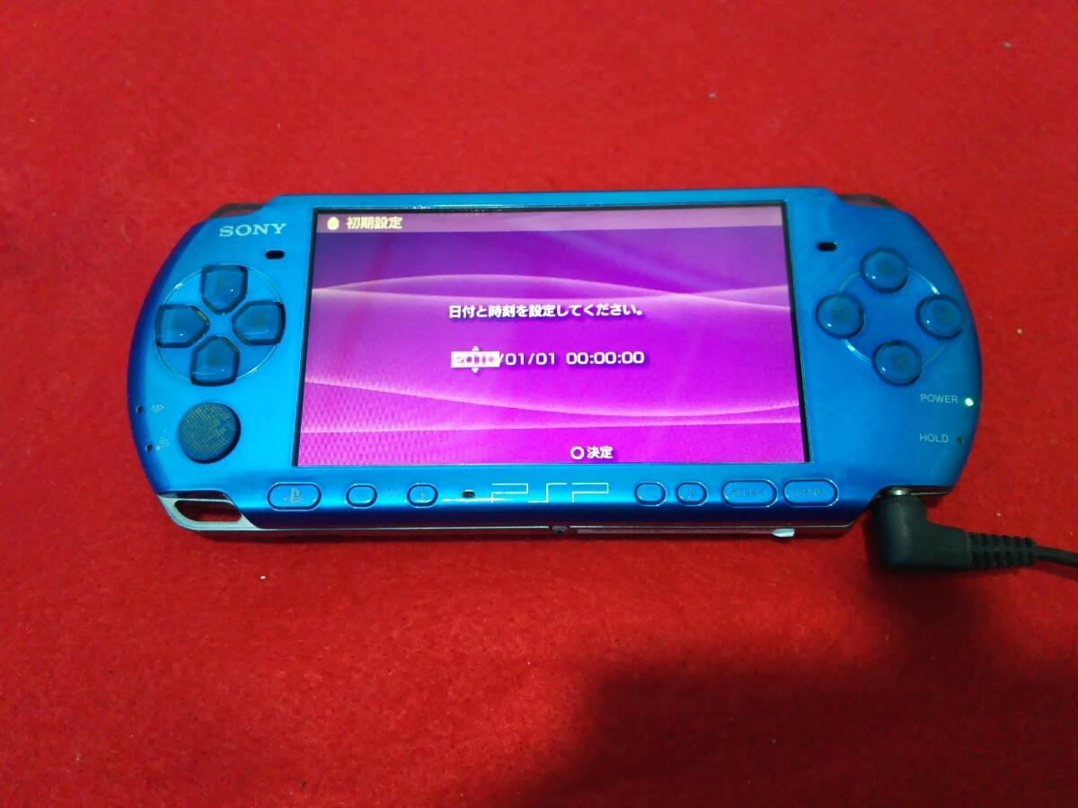 PSP ジャンク9台セット 3000 6台 2000 2台 1000 1台 _画像6