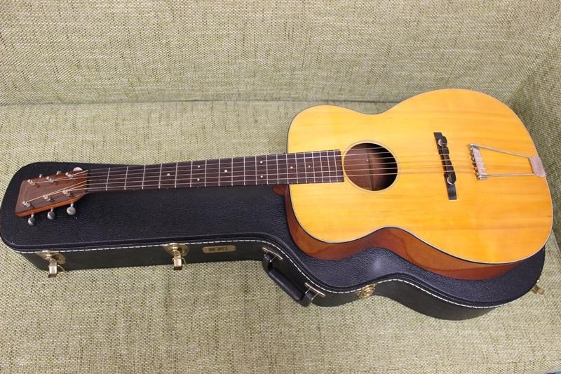 Martin 1934年製 戦前ビンテージギター 超希少 マーティン