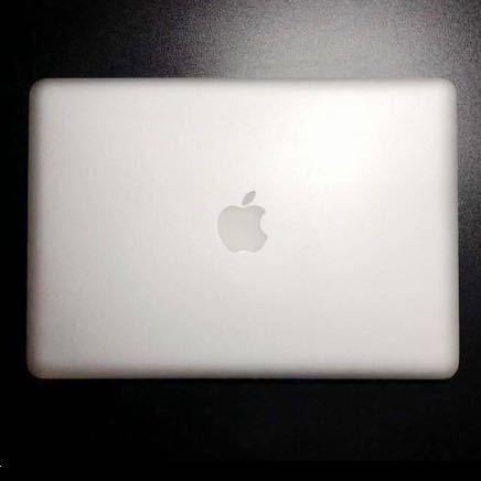 1tb SSD + 1tb HD外付け 13インチ 16GB i7 2.9ghz 2012 Macbook Pro Mojave/Windows 10 Office 2019 Final Cut Logic 美品_画像2