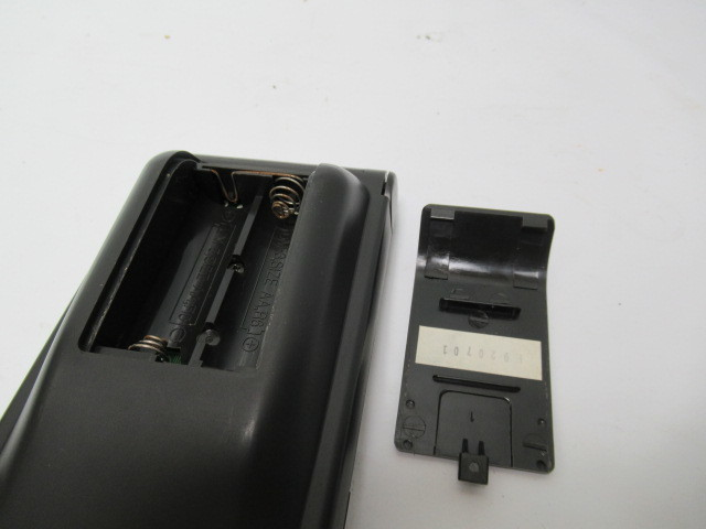 KN202/ビデオデッキ用リモコン/ソニー/SONY/RMT-A2000BS/中古品/_画像3