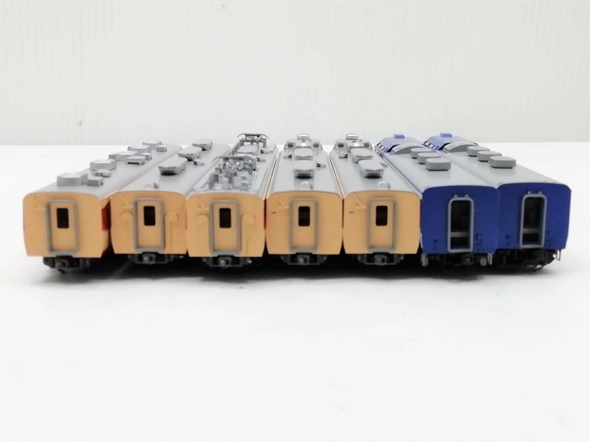 1円~ ◆鉄道模型◆トミックス/TOMIX 92787 国鉄 485系特急電車(キロ65 形 ゆぅトピア和倉) 7両セット Nゲージ/JR/コレクション_画像7