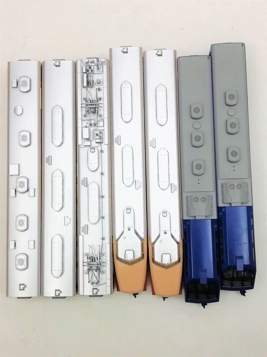 1円~ ◆鉄道模型◆トミックス/TOMIX 92787 国鉄 485系特急電車(キロ65 形 ゆぅトピア和倉) 7両セット Nゲージ/JR/コレクション_画像4