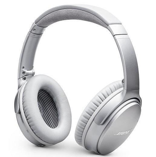 新品 未開封 Bose QuietComfort 35 wireless headphones ボーズ ワイヤレスノイズキャンセリングヘッドホン シルバー
