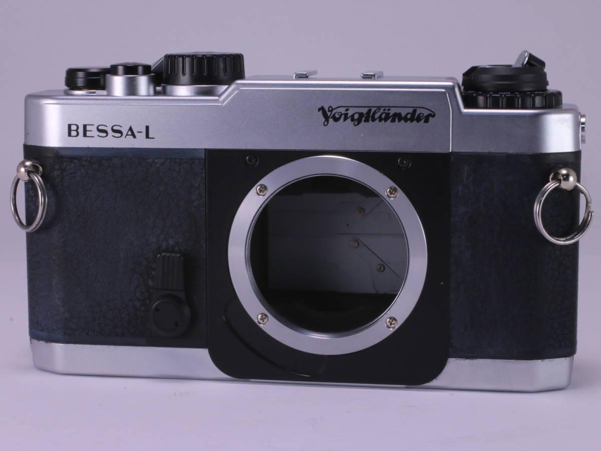 美品 フォクトレンダー Voigtlander BESSA L Lマウント レンジファインダーカメラ_画像2