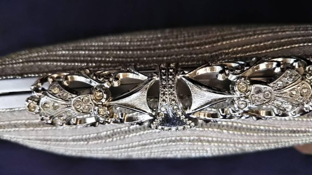 銀座 和光 パーティーバック 和装 洋装 訪問着 留袖 振袖等 用_画像6